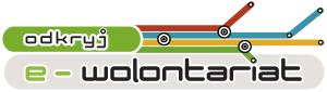 Logo odkryj e-wolontariat PL rgb